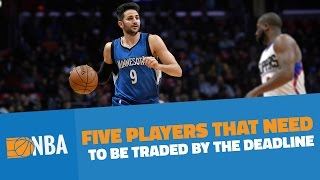 Download Five Players That Need To Be Traded By The Deadline Video