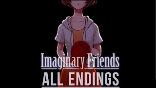 Download Imaginary Friends | All Endings | RPG Maker Horror Video