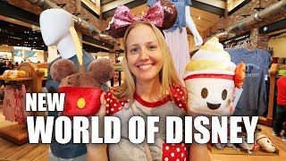 Download Shopping at New World of Disney in Disney Springs | Walt Disney World Video