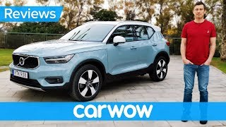 Download New Volvo XC40 2018 review – has Volvo finally become cool? | carwow Reviews Video