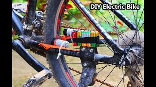 Download Easy Way to Make Electric Bike | How to Make Electric Bike Video