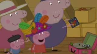 Download Świnka Peppa - Strych Babci i Dziadka Świnki Video