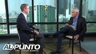 Download Peña Nieto ″tiene miedo de que yo sea presidente″, le dice Ricardo Anaya a Jorge Ramos Video