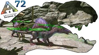 Download ARK Survival Evolved Gameplay - S2 Ep72 - Baby Spinosaurus and Baby Paraceratherium - Let's Play Video