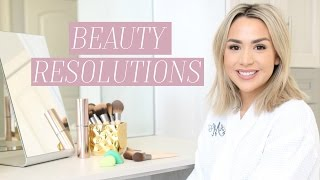 Download BEAUTY RESOLUTIONS 2017! | ALEXANDREA GARZA Video