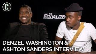 Download Denzel Washington and Ashton Sanders on The Equalizer 2 Video