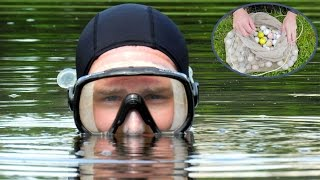 Download Man Makes $15 Million During Career as Golf Ball Diver Video