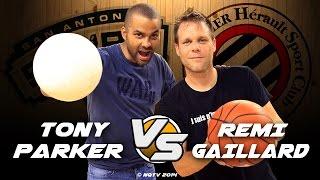 Download TONY PARKER Vs REMI GAILLARD Video