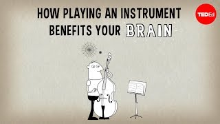 Download How playing an instrument benefits your brain - Anita Collins Video