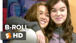 Download The Edge of Seventeen B-ROLL (2016) - Hailee Steinfeld Movie Video