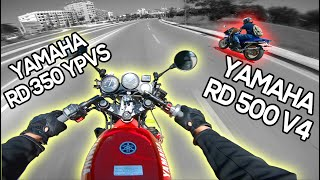 Download YAMAHA RD 350 (Onboard) || YAMAHA RD 500 V4 || 4K video with 2-Stroke Cystal Sound! Video