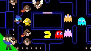 Download The Goomba Revolution Ep. 1 - Goombas invade Pac-Man! Video