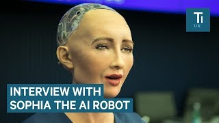 Download We Interviewed The AI Robot That's Now A Citizen Of Saudi Arabia Video