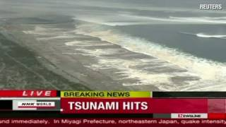 Download CNN Breaking News: Japan's Earthquake and Tsunami Video