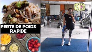 Download J'ai perdu 5 kilos en 6 jours ! (mon régime, recettes, les courses...) Video