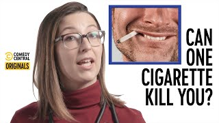 Download Can One Cigarette Kill You? - Your Worst Fears Confirmed Video