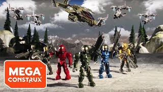 Download Assault on Squad 45: Episodes 1 - 4 | Halo | Mega Construx Video