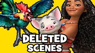 Download Moana DELETED SCENES, SONGS & Rejected Concepts Explained Video