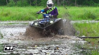 Download Transforming the 2019 Yamaha Grizzly into a Mud Machine Video