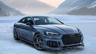 Download The ULTIMATE new RS5? - 2018 AUDI RS5-R (530hp/690Nm/BiTurbo) ABT - 1/50 limited edition Video