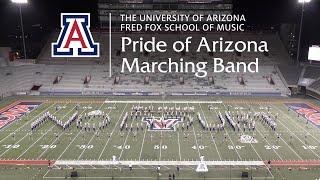 Download [Single Cam] 2019 Pride of Arizona - ″No Doubt″ - UArizona Band Day Video