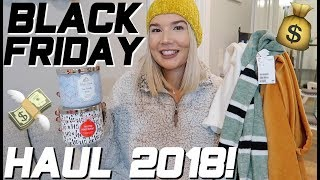 Download BLACK FRIDAY HAUL 2018! Video