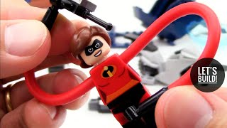 Download LEGO INCREDIBLES 2: Elastigirl's Rooftop Pursuit 10759 - Let's Build! Video