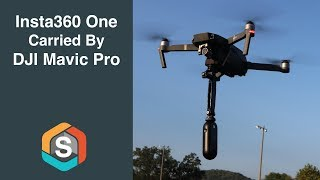 Download Insta360 One Carried by the DJI Mavic Pro Video