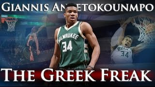 Download Giannis Antetokounmpo - The Greek Freak Video