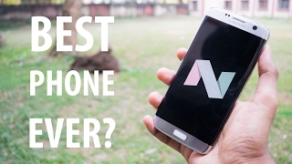 Download S7 Edge with Android Nougat | Best Phone Ever? Video