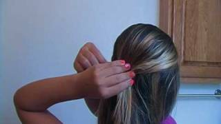 Download 3 cute hairstyles under 3 minutes Video