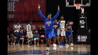 Download Full Highlights: Golden State Warriors vs Los Angeles Clippers, MGM Resorts NBA Summer League Video