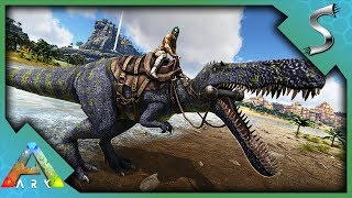 Download TAMING A SUCHOMIMUS! IS IT ANY GOOD? - Ark: Jurassic Park [E25] Video