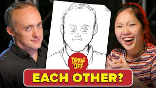 Download Animator Vs. Cartoonist Draw Each Other • Draw Off Video
