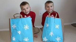 Download Twins Christmas Haul || Kindergarten Tales Video