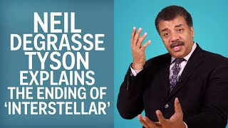 Download Neil deGrasse Tyson Explains The End Of 'Interstellar' Video
