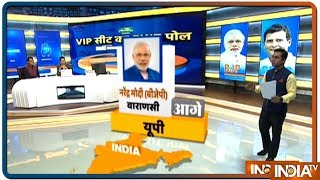 Download IndiaTV Exit Poll: Narendra Modi leading in Varanasi, Rahul Gandhi in Amethi Video