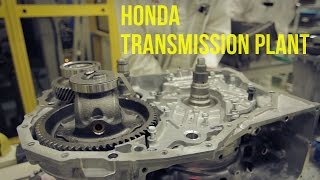 Download Honda Transmission Production Video