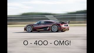 Download Koenigsegg Agera RS 0-400-0 Video