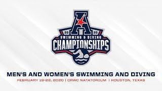 Download 2020 American Swimming & Diving Championship Day 1 - Evening Video