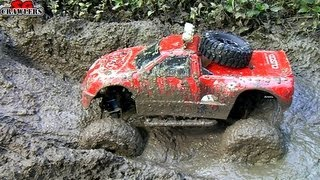 Download RC Trucks Mud SPA! 11 Trucks mudding at Butterfly Trail - Axial SCX10 RC4WD Trail Finder 2 Video