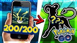 Download 200 UNIQUE POKEMON CAUGHT + NEW POKEMON! (Pokemon Go) Video