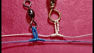Download Guide Tying GINGER knot - ncaoai47 Knot - DIY Fishing Knots Video