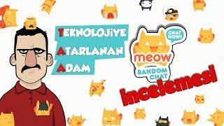 Download Teknolojiye Atarlanan Adam - Meow Uygulama İncelemesi Video