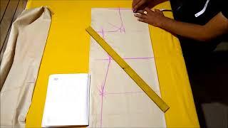 Download Simple Suit Cutting tutorial in Hindi - आसान तरीके से सूट की कटिंग - New Kriti Boutique Video