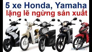 Download Sốc toàn tập: Honda, Yamaha lặng lẽ khai tử 5 xe máy tại Việt Nam Video