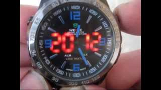 Download Мои обзоры - Китайские часы WEIDE Video
