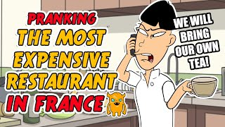 Download The Most EXPENSIVE Restaurant in France (crazy) Video