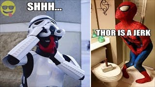 Download Things Only Marvel Fans Will Find Funny Video