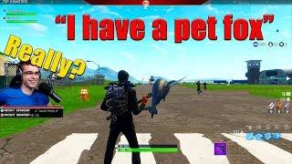 Download I met the happiest guy ever in Random Duos! (HE HAS A PET FOX) Video